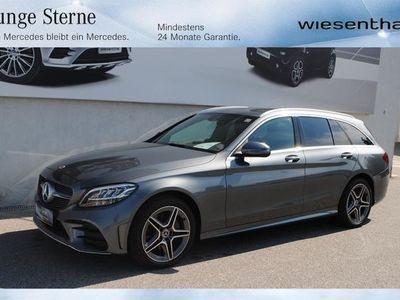 brugt Mercedes C200 d T-Modell Classic Schnaeppchen