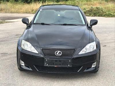 "gebraucht Lexus IS220d ""Vollausstattung"" Limousine,"