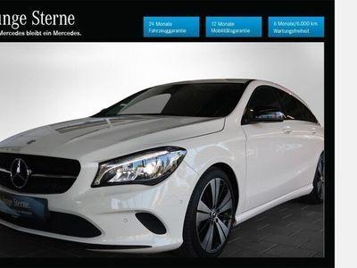 gebraucht Mercedes CLA220 Shooting Brake d 4MATIC Aut. *Night-Paket*Urban*LED*Navi*Keyless*
