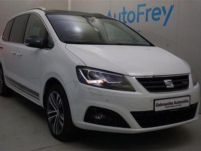 gebraucht Seat Alhambra FR 2,0 TDI DSG 4WD