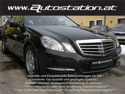 used Mercedes E300 Avantgarde A-Edition Plus CDI Aut.