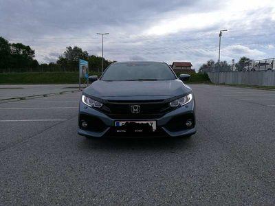 gebraucht Honda Civic Turbo Elegance Klein-/ Kompaktwagen
