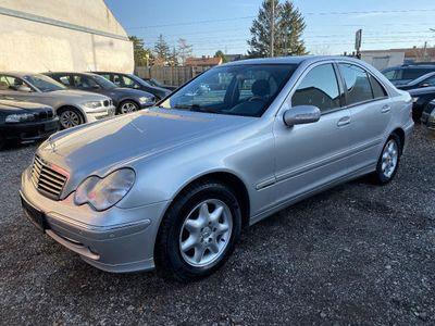 gebraucht Mercedes C220 Avantgarde CDI Aut. *§57a bis 11/20*