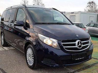 gebraucht Mercedes V220 V-Klassed kompakt Aut. Kombi / Family Van