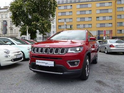 used Jeep Compass 1,6 MultiJet II FWD Limited