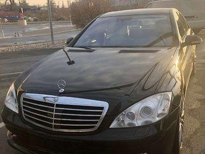 gebraucht Mercedes S320 S-KlasseCDI 4MATIC Aut. Limousine