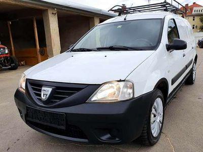 gebraucht Dacia Logan VAN 1.6i, KLIMA, AHK, ZV, BJ:2010, EURO-5 !*