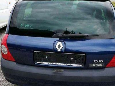 gebraucht Renault Clio 1,5 dCi Klein-/ Kompaktwagen,