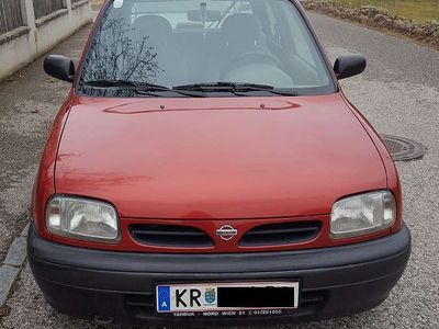 gebraucht Nissan Micra MicraK11 mit Getriebeproblem Klein-/ Kompaktwagen