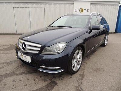 gebraucht Mercedes C250 T CDI Avantgarde A-Edition plus BlueEffi. 4M
