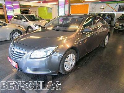gebraucht Opel Insignia 1,8 Cosmo Ecotec
