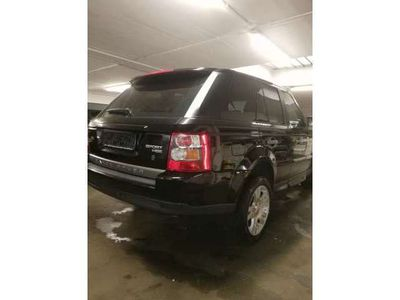 gebraucht Land Rover Range Rover Sport 2,7 TdV6 HSE