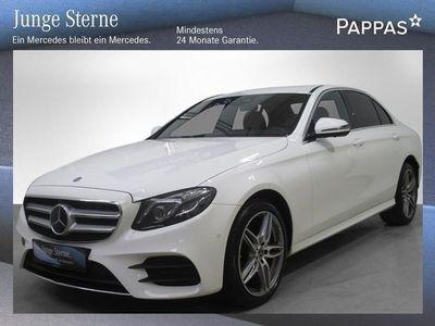 brugt Mercedes E220 E-Klasse4MATIC Austria Edition Aut. Limousine,