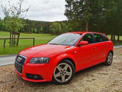 gebraucht Audi A3 Sportback Klein-/ Kompaktwagen