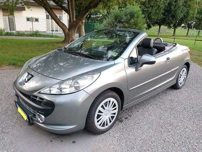 gebraucht Peugeot 207 CC 1.6 16V Roland Garros Cabrio / Roadster