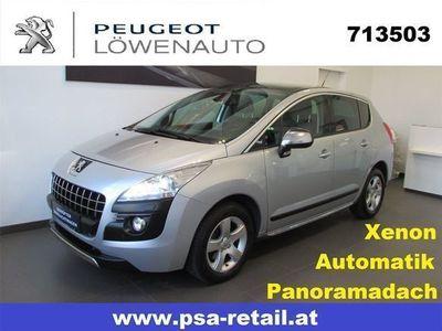 brugt Peugeot 3008 2,0 HDi 160 FAP Allure Tiptronic Limousine,