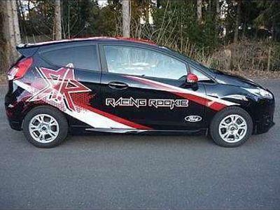 gebraucht Ford Fiesta Racing Rookie Sonderedition 140 ps Klein-/ Kompaktwagen