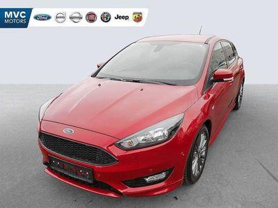 gebraucht Ford Focus 1,0 EcoBoost ST-Line Aut. Limousine