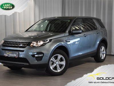 brugt Land Rover Discovery Sport 2,0 SD4 4WD SE Aut. SUV / Geländewagen,
