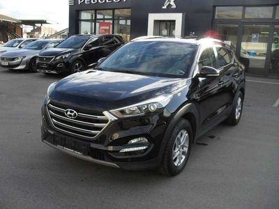 gebraucht Hyundai Tucson 1,7 CRDI Start-Stopp Business Class
