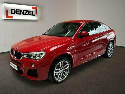 gebraucht BMW X4 xDrive20d F26 B47