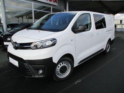 """gebraucht Toyota Proace 2,0D150 DKB 5-TG. Lang 6 Sitze Navi """" Netto 22990"""