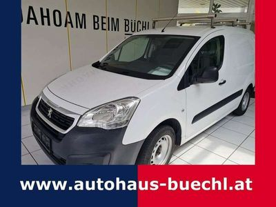 gebraucht Peugeot Partner KW L1 1,6 BHDI 75