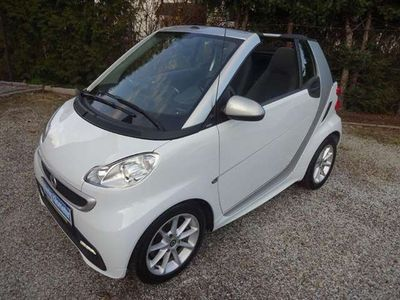 gebraucht Smart ForTwo Cabrio passion softouch