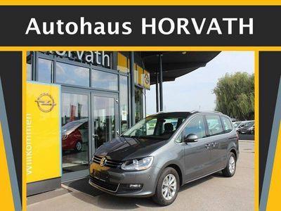 gebraucht VW Sharan Comfortline 2,0 TDI -40%!NAVI,7 Sitzer!