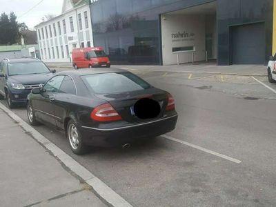gebraucht Mercedes CLK240 Elegance Aut.