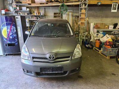 gebraucht Toyota Corolla Verso VersoD-4D Kombi / Family Van