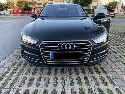 gebraucht Audi A7 28 01 2015 Sportwagen / Coupé