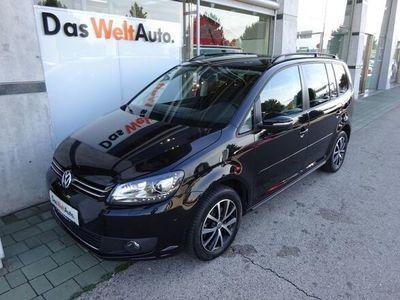 gebraucht VW Touran Karat BMT TDI