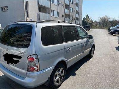 gebraucht Hyundai Trajet Kombi / Family Van