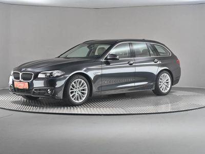 gebraucht BMW 520 5 Serie d Touring Aut., Luxury Line (888382)