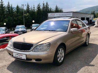 gebraucht Mercedes S400 CDI Aut.**TEILESPENDER**