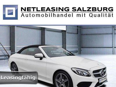 brugt Mercedes C180 Cabrio AMG Line+Cabriokomfort+Navi+LED-ILS