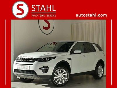 gebraucht Land Rover Discovery Sport 2,0 TD4 150 4WD SE Aut. SE