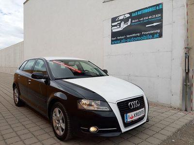 gebraucht Audi A3 Sportback 1.6 TDI Comfort Edition