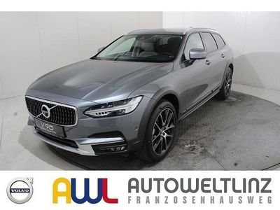 brugt Volvo V90 CC D4 AWD Geartronic Pro