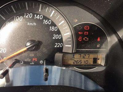 gebraucht Nissan Micra Limousine