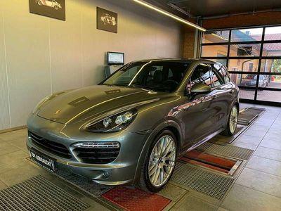 gebraucht Porsche Cayenne II 4,1 Diesel *SportDesign und Aerokit*