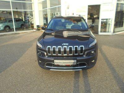 gebraucht Jeep Cherokee 2,0 MultiJet II AWD Limited Aut. SUV / Geländewagen