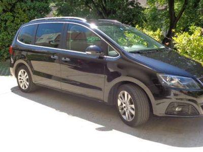 gebraucht Seat Alhambra Style 2,0 TDI CR 4WD DPF