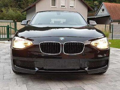gebraucht BMW 116 1er-Reihe i Benzin, Klima, 47000 Km. Pickerl bis 12.2021 Klein-/ Kompaktwagen