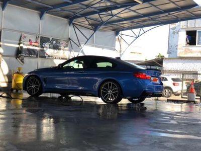 gebraucht BMW 430 4er-Reihe Coupe Diesel (F32) Coupe Aut.