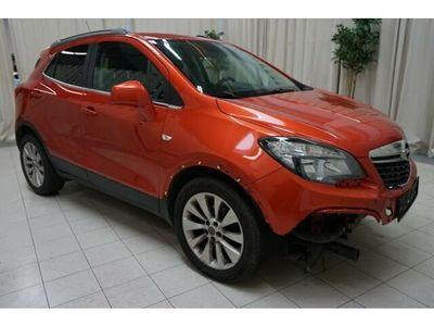 gebraucht Opel Mokka 1,7 CDTI ecoflex Cosmo S