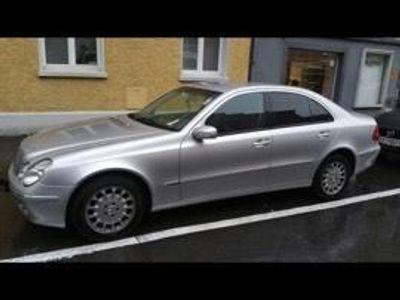 gebraucht Mercedes E320 Classic Aut.