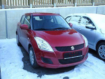 brugt Suzuki Swift 1,2 GL 4WD Klein-/ Kompaktwagen,