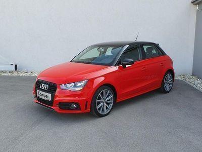 gebraucht Audi A1 Sportback 1.2 TFSI admired 2014